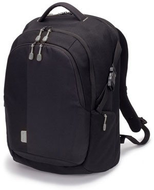 "Backpack ECO 15.6"" met regenhoes"